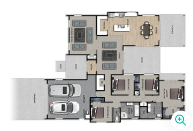 Palace Developments Alexandra floor plan